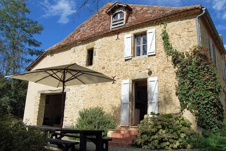 Secluded Gascon Farmhouse - Rumah