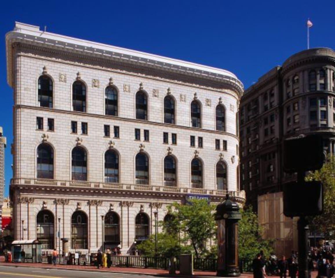 Union Square Luxury Apartment