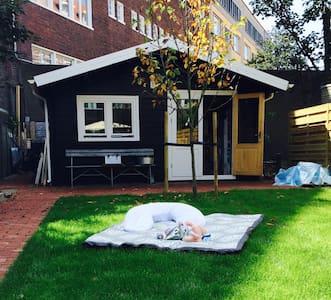 Beautiful Garden House - Amsterdam - Chalet
