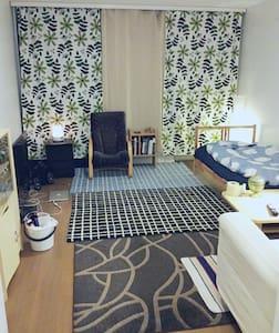 A cozy studio in city center