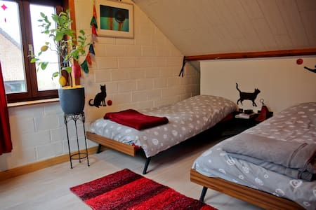 Un petit coin tranquille - Soignies - Bed & Breakfast