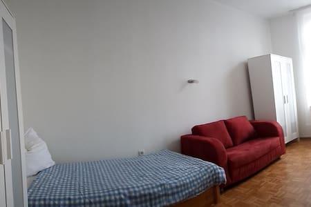DZ Zimmer Landau/Pfalz Zentrum  2 P - Lägenhet