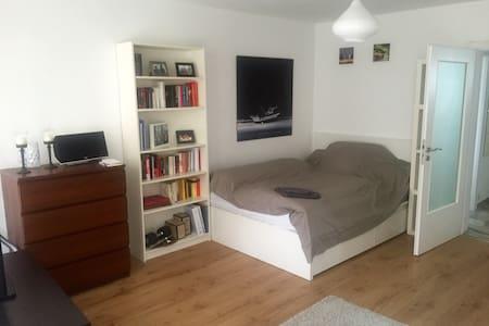 Studio-Apartment in Schwabing - Pis
