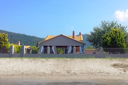 Unique Beach House in Thassos !! - Πρίνος