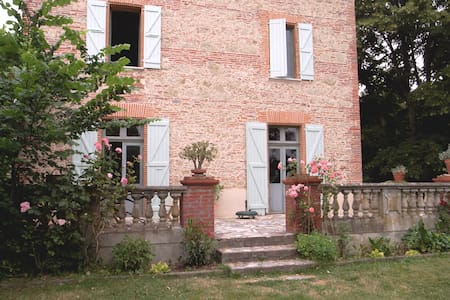 TOULOUSE RECTORY IN LISTED IN GERS  - Dom