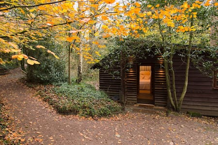 Pinetum Log Cabin - Cabana