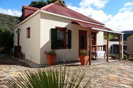 Die Malvahuisie cottage - Bungalo