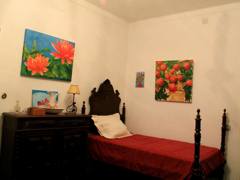 Quarto indivudua l/ Single room