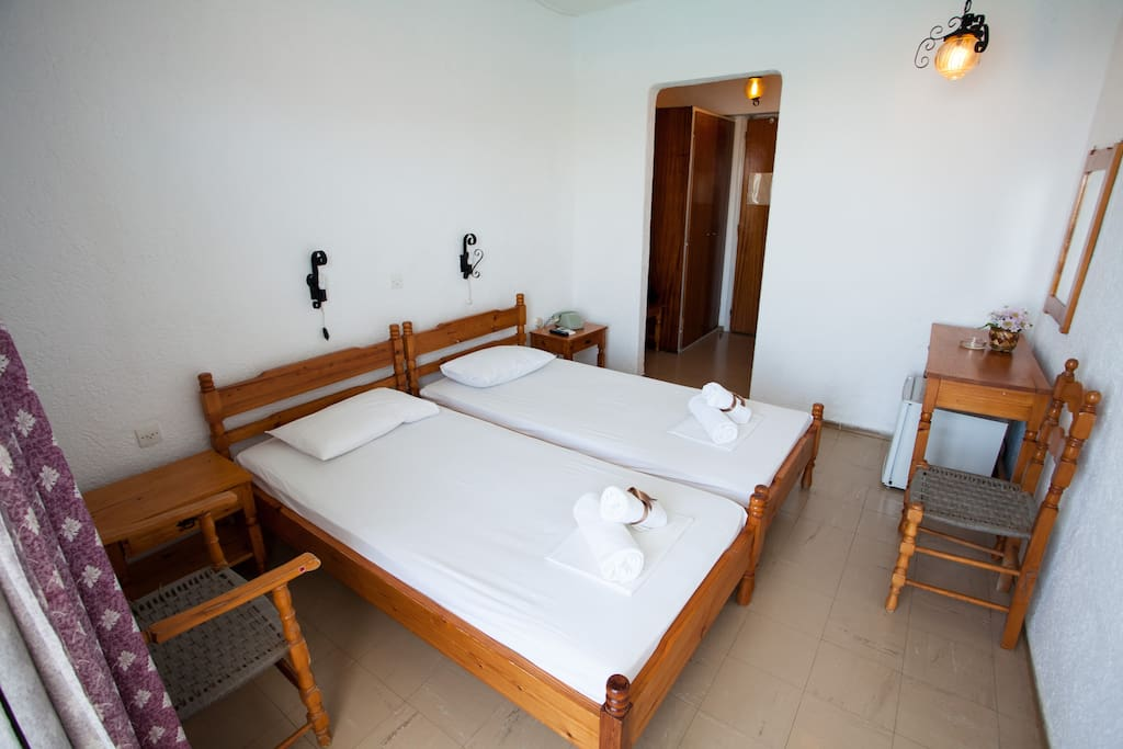 MIRSINI Beautiful Rooms in Crete