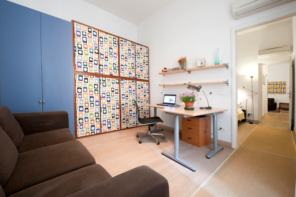 Bedroom/Studio (Sofabed)