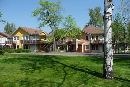 Gäste- und Ferienappartement 25a - Freiberg - Apartamento