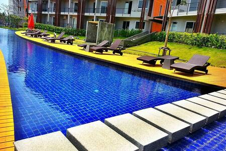 Resort Suite, Near Beach, Pool View