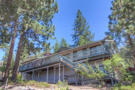 Wonderful Home on East Shore - Carson City - Chalet