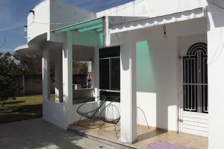 La Casa Blanca en Cuautla Morelos - Maison