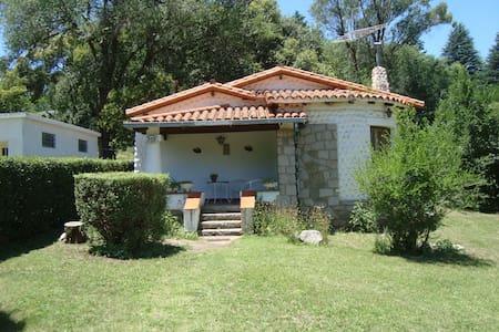 chalet con amplio parque arbolado - Villa Giardino - Alpstuga