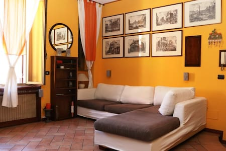 Penthouse in the heart of Testaccio