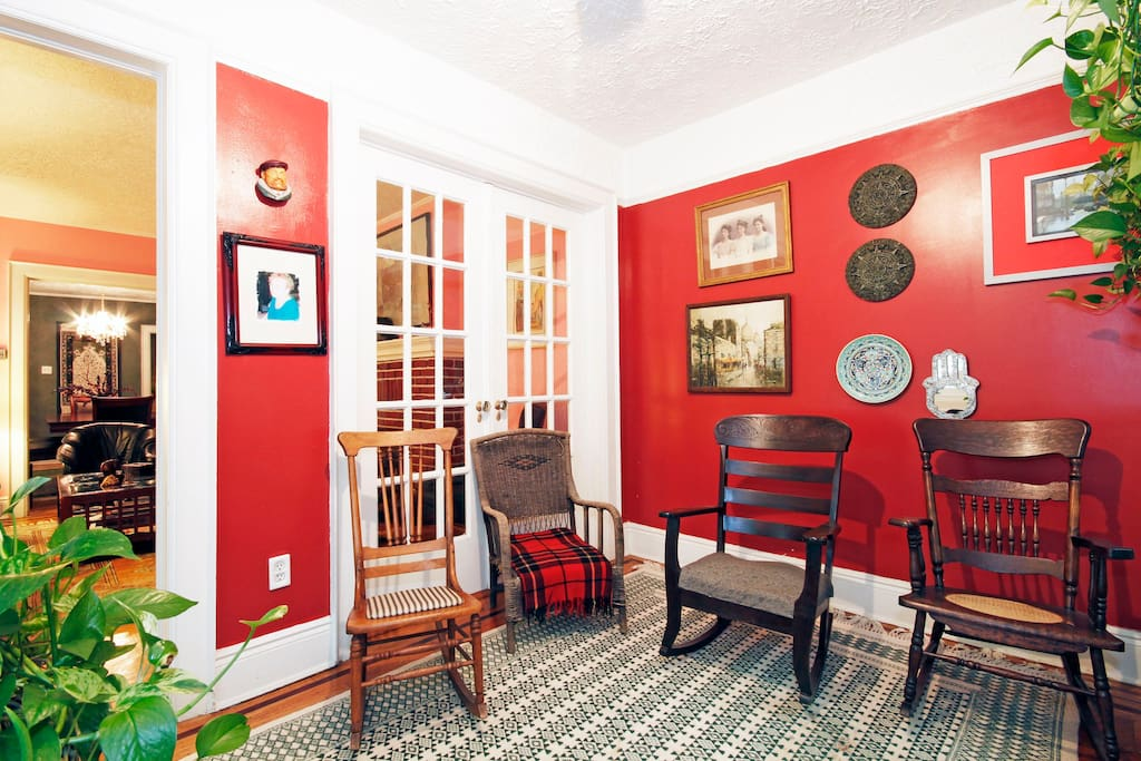 Artist's Ditmas Pk 5 bedroom house