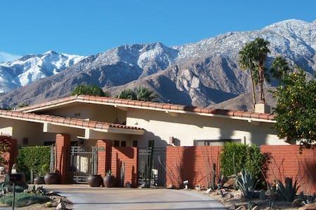 Luxury Villa Pool Spa - Palm Springs