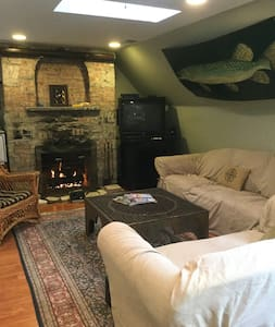 Cozy private coach house in Wheaton - Wheaton - Gästehaus
