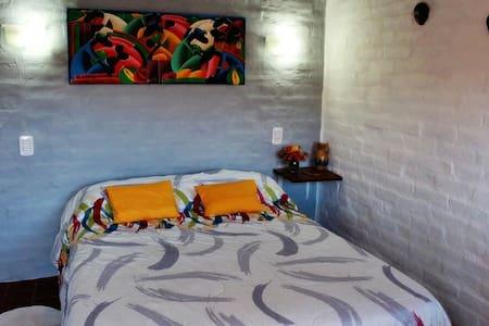 Habitacion p/2 con baño privado - Bed & Breakfast