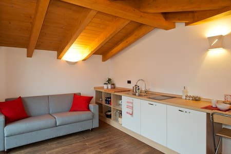 Nice attic near Rho Fiera and Milan - Wohnung