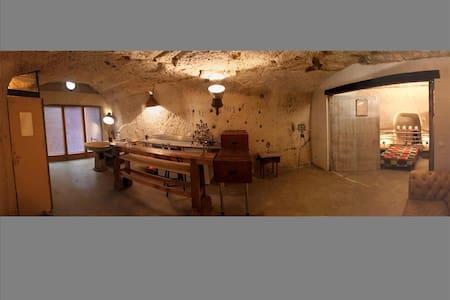 Troglodyte House - Cave