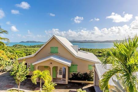 Villa Ocean View & Pool - Le Robert - Villa