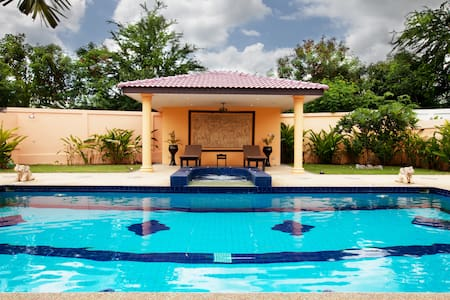 Siam Star Luxury Pool Villa - Nong Kae - Villa