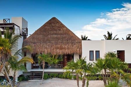Casa Almaviva Luxury Beachfront - Tulum - Villa