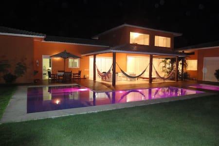 Exclusive Beach Villa, 45min Drive  - Maracajau - Willa