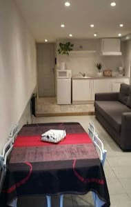 Studio neuf meublé - Apartament