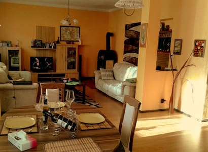Cosy flat with parking in Carlsbad - Carlsbad - Apartment