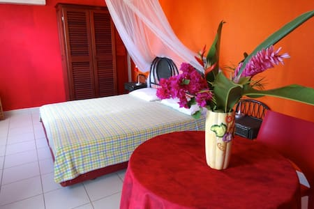 Great place in Grande-Anse Deshaies - Apartment