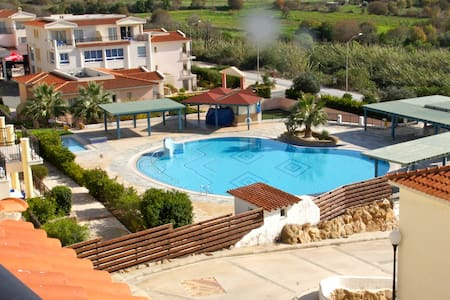 500m from sea 2 bedroom apartment - Paphos