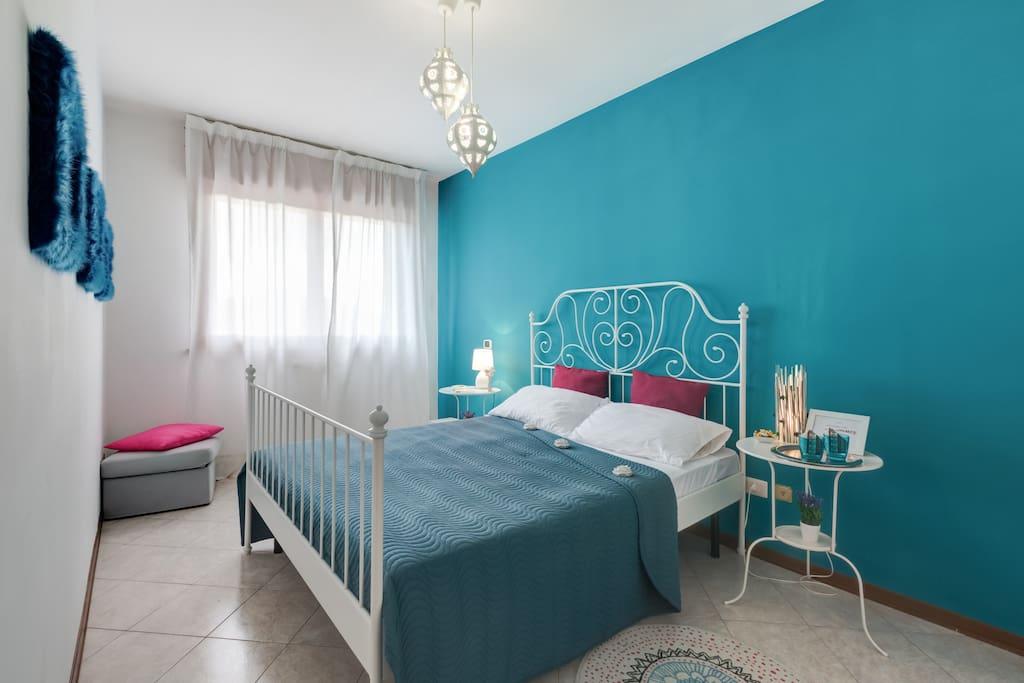ECONOMIC BLUE ROOM B&B ROME
