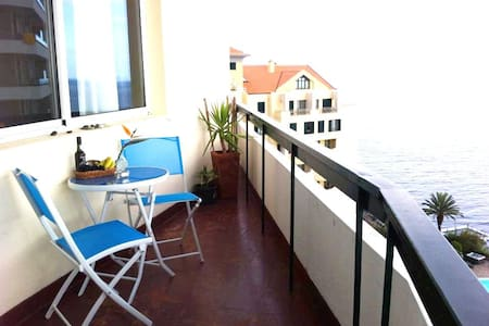 Top floor apartment in Funchal - Funchal - Apartment