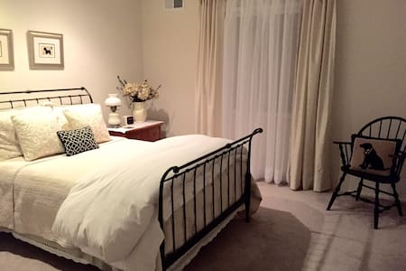 Charming room in private setting   - Milford - Bed & Breakfast
