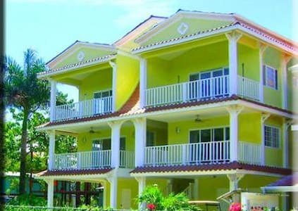 Spacious 1Bcondo, pool, near beach  - Bocas Del Toro