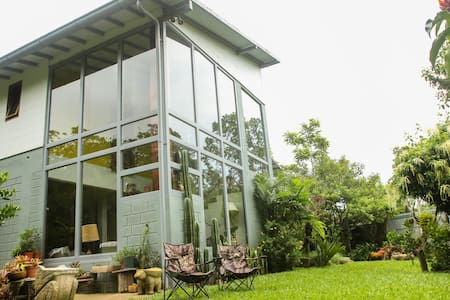 Charming modern room, Coffee finca - House