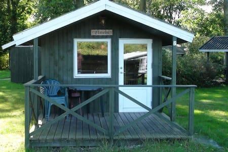Campinghytte på 12 m2