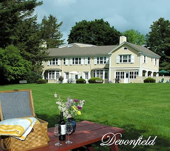 English Country Estate on 32 acres - Lee - Bed & Breakfast