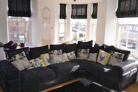 Unique Contemporary Apartment - Apartamento