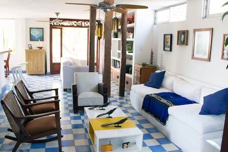 Apto Centro Historico, vista al mar - Cartagena