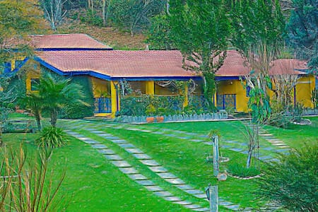 Casa da Fazenda - Suíte Capim Santo - Bed & Breakfast