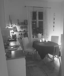 Välkommen att bo i charmiga Majorna - Göteborg