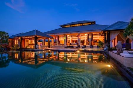 Luxury 2BR Villa Beachfront