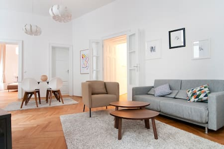 Marvellous Apartment in CityCenter  - Wien - Wohnung