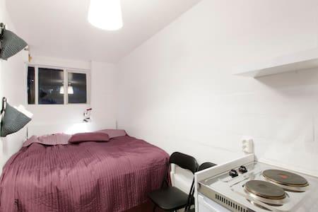 Private room in central Reykjavik