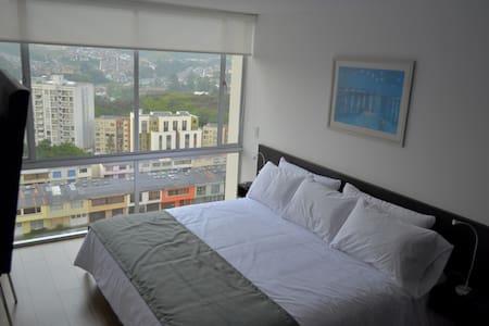 Apartamento Amoblado 5 estrellas. 2 habitaciones - Daire