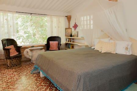 Le top 20 des cabanes dans les arbres louer au mexique for Casa jardin sayulita